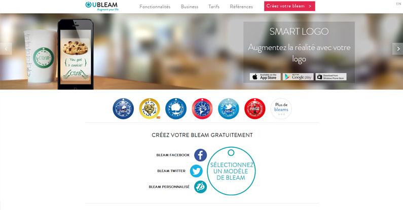 Site Ubleam.com