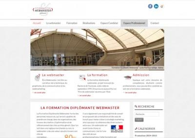 Newsletters pour la formation webmaster