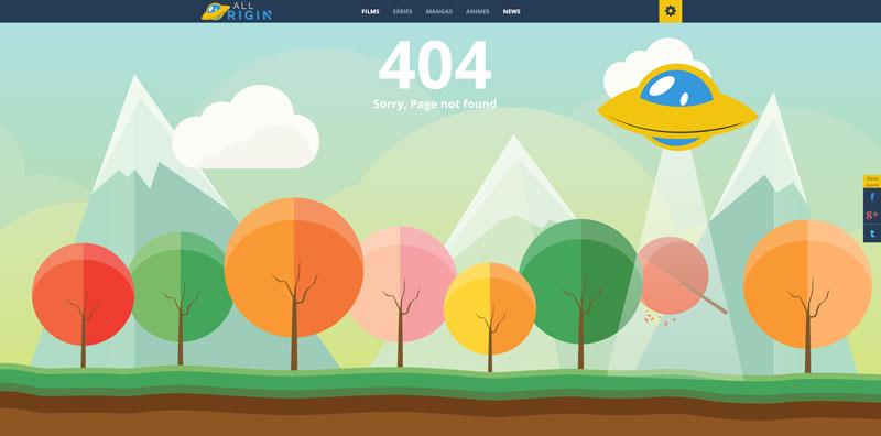 Page 404 allorigin